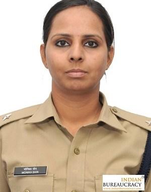Monika Sain IPS