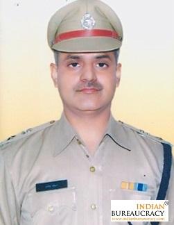 Pradeep Mohan Sharma IPS