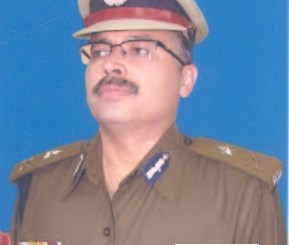Rajeev Kumar Sharma IPS