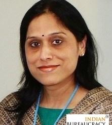 Shubhra Singh IAS