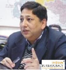 Umesh Sinha IAS