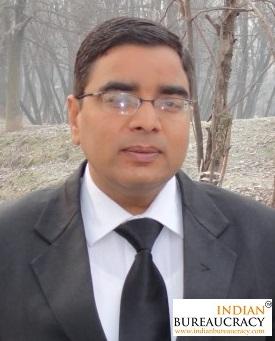 Himanshu Kumar Rai IAS