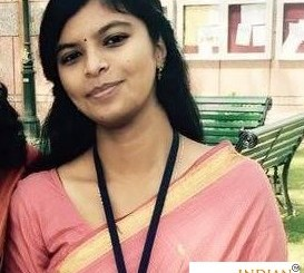 Pallavi Sarkar IAS