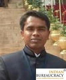 Govekar Mayur Ratilal IAS