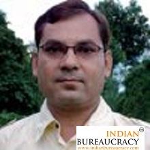 Krishna Kumar Dwivedi IAS