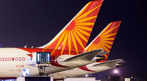 Morocco and India Air