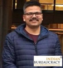 Puru Gupta IAS