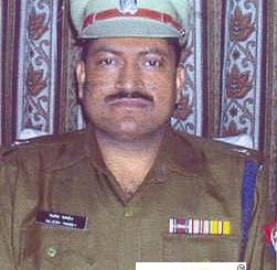 Rajesh KumarPandey IPS