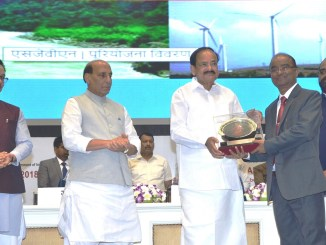SJVN conferred with Rajbhasha Kirti Award