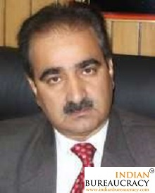 Farooq Ahmad Lone IAS