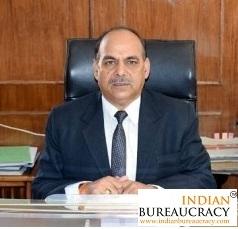 Hans Raj Sharma IAS