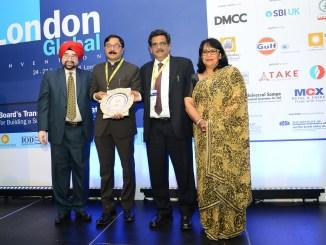 REC wins Golden peacock award