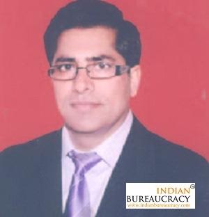 Rajesh Kumar Yadav IAS