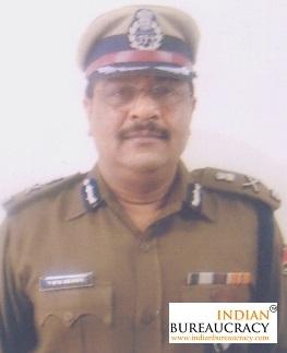 N Ravindra Kumar Reddy IPS