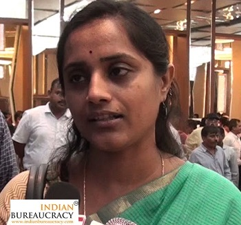 Sangeetha P IAS