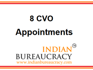 8 CVO appointements