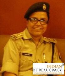 Bharati Singh IPS UP