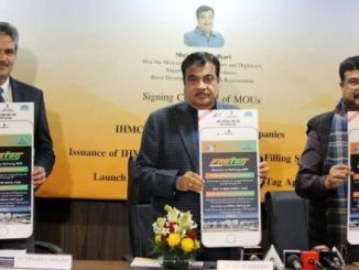MoU for Fastag Sale through Petrol Pumps