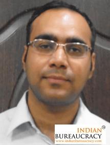 Shashank Sethi IAS WB
