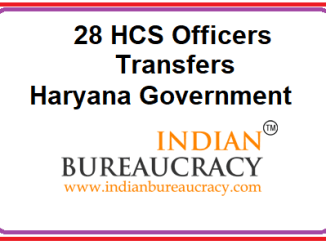 28 HCS Officers