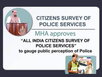 All India Citizens Survey of Police Services