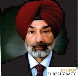 Kamaldeep Singh Sangha IAS
