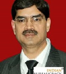 Mahesh Singh IFS