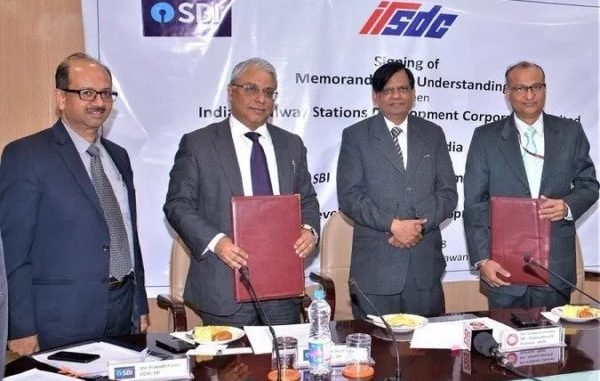 IRSDC signs MoU with SBI