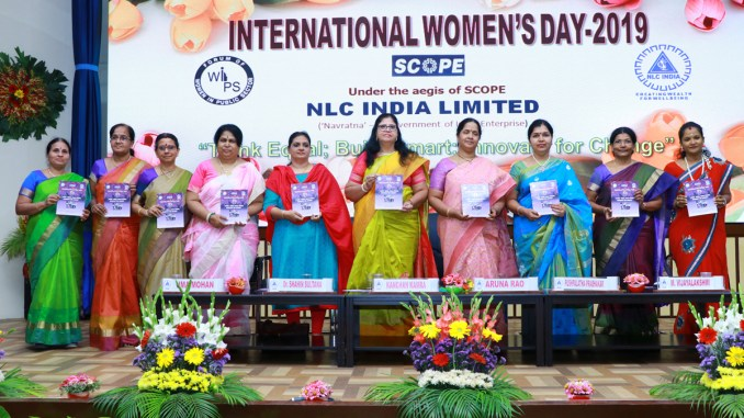 International Women Day 2019 NLC India
