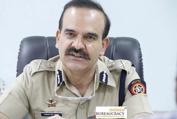 Parambir Singh IPS
