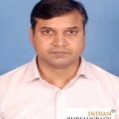 Rajesh Kumar Sinha IAS