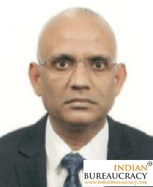 Rajesh Kumar IAS