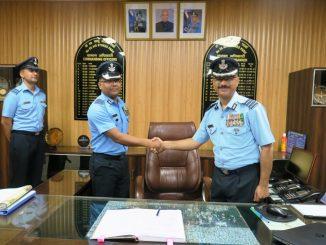 Group Captain Chandra Shekhar Bhatt