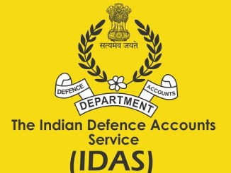 IDAS (Indian Defence Accounts Service )IDAS (Indian Defence Accounts Service )