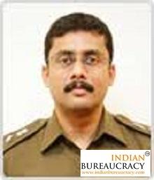 Nikhil Kumar Kanodia IPS OD
