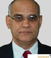 Alok Vardhan Chaturvedi IAS