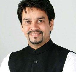 Anurag Singh Thakur