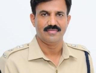 K Narayan Naik IPS