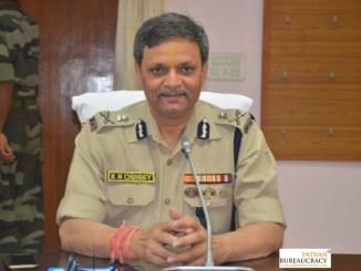 Kamal Nayan Chaubey IPS