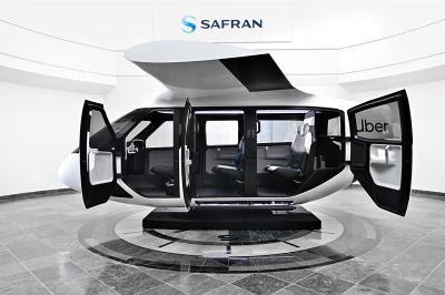 Safran and Uber