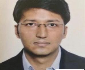 Shivam Pratap Singh IAS