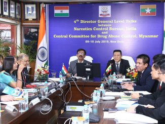4th Director General Level Talks held between NCB, India and CCDAC, Myanmar4th Director General Level Talks held between NCB, India and CCDAC, Myanmar