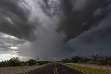 Monsoon rains have become more intense in the southwest in recent decades
