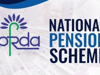Pensionary benefits under NPS on Voluntary Retirement