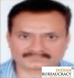 Prabhanshu Kamal IAS MP