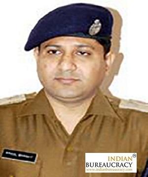 Rahul Bhagat IPS CH- Indian Bureaucracy