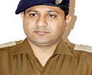 Rahul Bhagat IPS
