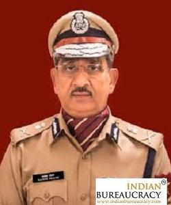 Rajesh Ranjan IPS DG CISF