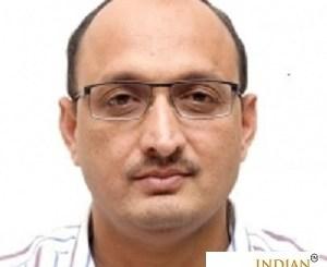Sandip M Pradhan IRS