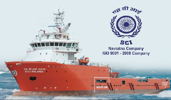 Shipping Corporation of India(SCI)